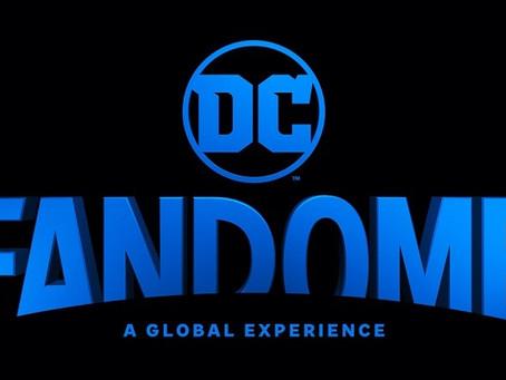 DC FanDome 2021 regressa em Outubro