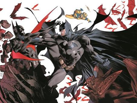 Batman Beyond: Um vilão do Superman quase destrói o futuro da DC