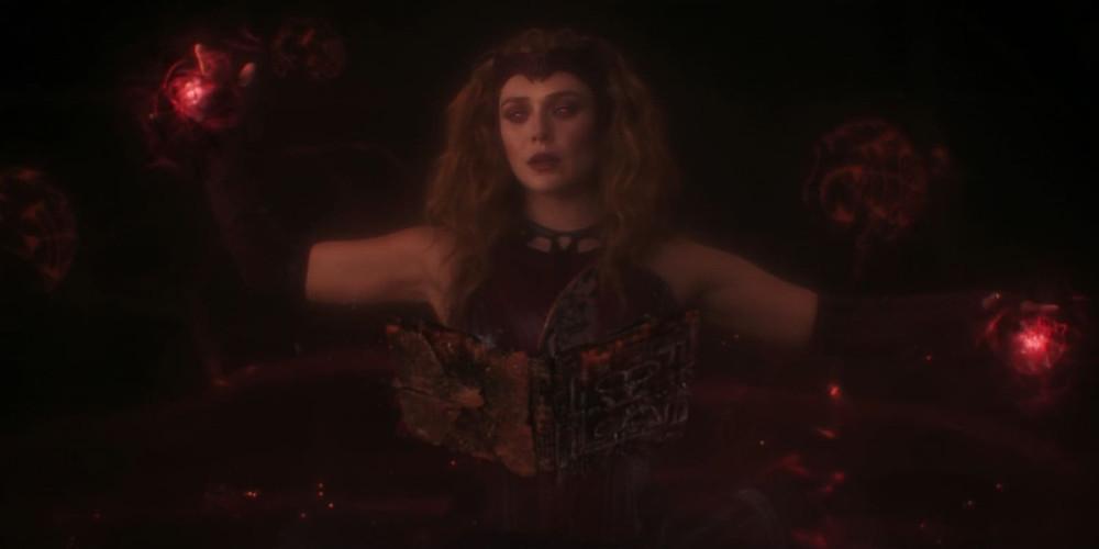 wandavision episodio 9 scarlet witch wanda