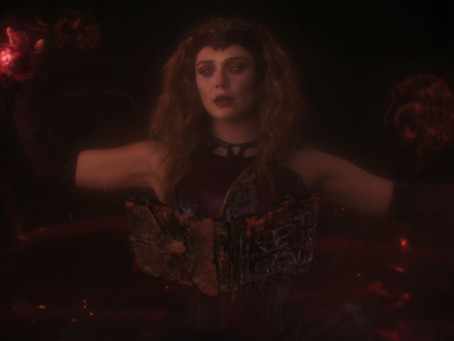 Elizabeth Olsen de WandaVision confirma que a Scarlet Witch consegue viajar no Multiverso