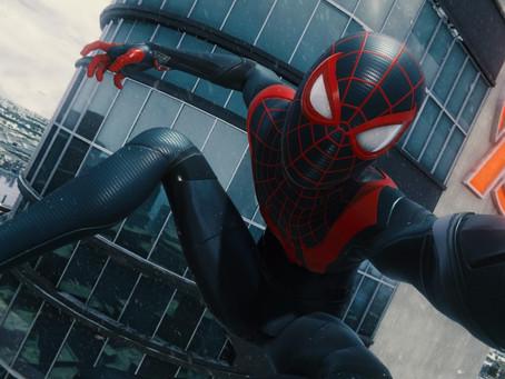 Spider-Man: Miles Morales com modo 60fps e ray-tracing na PS5