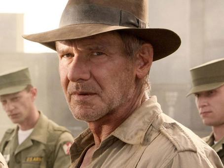 Indiana Jones 5 em 2022