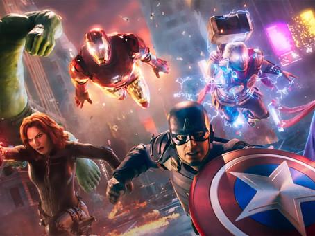 Marvel's Avengers vai permitir a partilha dos mesmos heróis