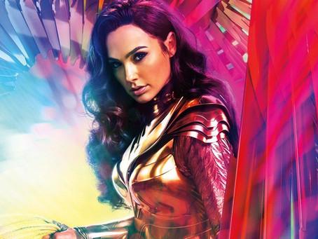 Wonder Woman 1984 tem mais 10 minutos que o original