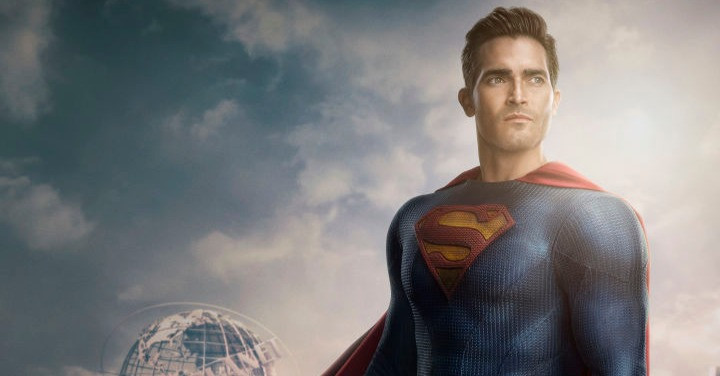 superman cw arrowverse