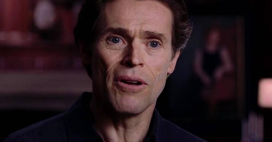 Willem Dafoe alegadamente visto nos bastidores de Spider-Man 3