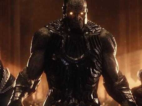 Neto do criador de Darkseid, agradece a Zack Snyder pela adaptação na Liga da Justiça