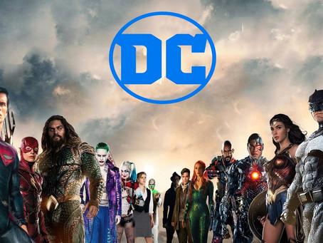 Warner Bros. planeia múltiplas séries  Spinoff para os filmes da DC na HBO Max