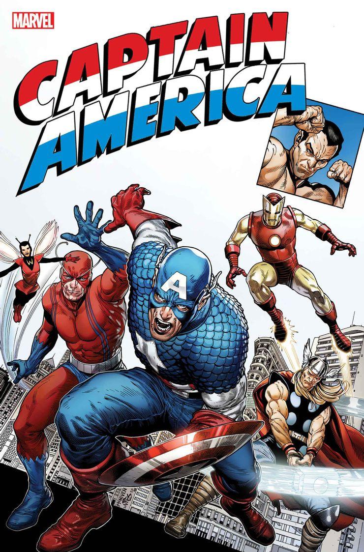 The Captain America Anniversary Tribute