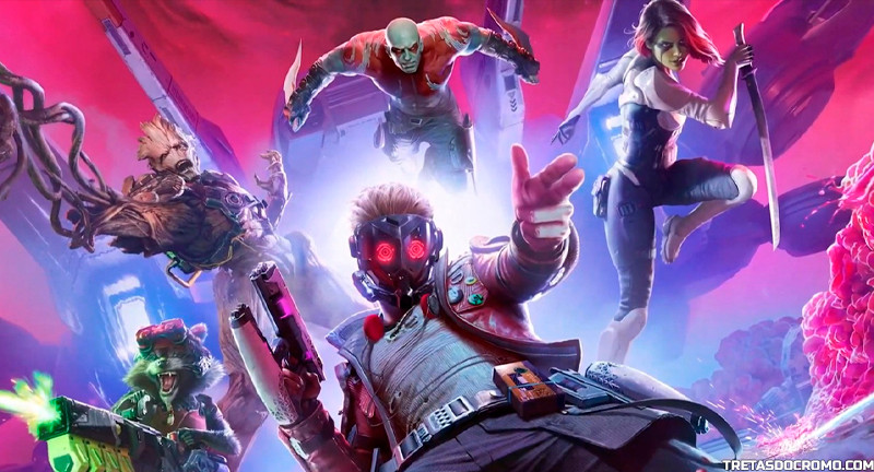 guardians of the galaxy game jogo