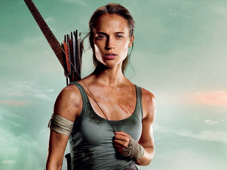 Alicia Vikander ainda espera que Tomb Raider 2 aconteça