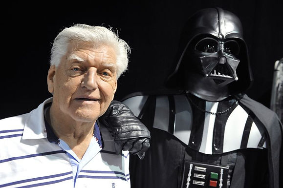 David Prowse, Darth Vader original, morre aos 85 anos