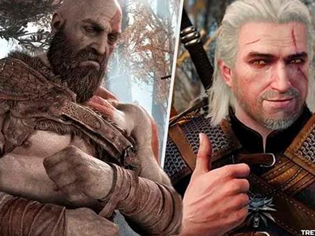 Diretor de God of War prefere The Witcher 3