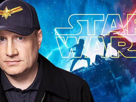Star Wars: Produtor de Loki junta-se a Kevin Feige