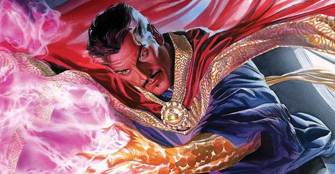 Doctor Strange reuniu o Esquadrão de Deuses da Marvel mais poderoso de sempre