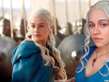 ESPAÇO COSPLAY 🦸🦹 - Daenerys Targaryen de Game of Thrones