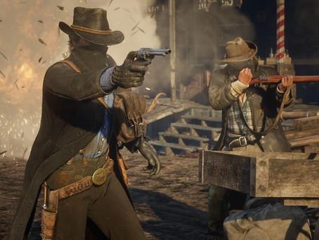 Red Dead Redemption 2 ganha o prémio de jogo do ano pela Steam