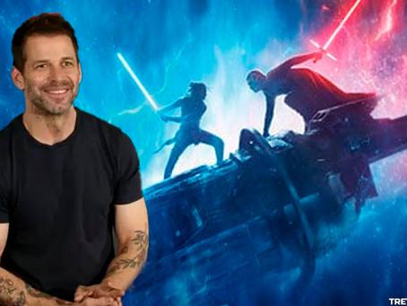 Zack Snyder quer realizar um filme Star Wars