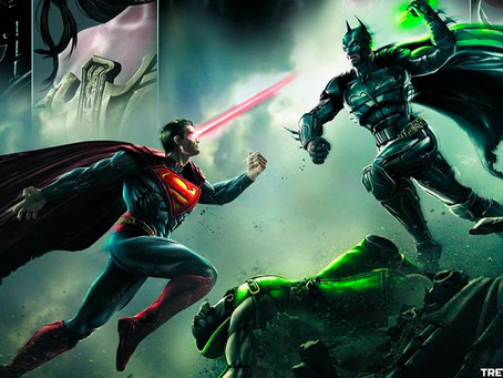 Injustice: Gods Among Us vai ganhar filme