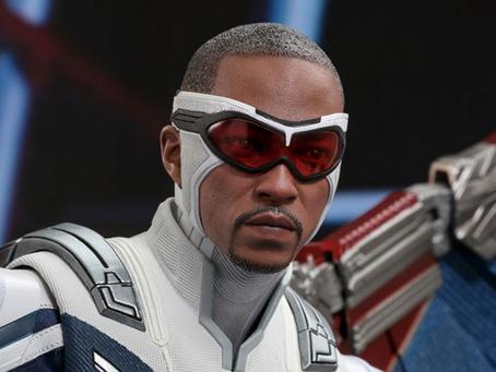 Falcon & Winter Soldier: Boneco do Capitão América está super realista
