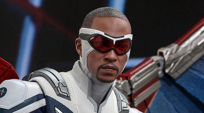 Falcon & Winter Soldier: Boneco do Capitão América está super realista