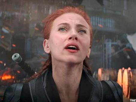 Scarlett Johansson não planeia regressar ao MCU