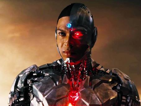 Liga da Justiça: Apenas uma cena de Cyborg de Snyder chegou ao corte de Whedon
