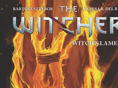 The Witcher: O Lamento da Bruxa estreia em Maio de 2021