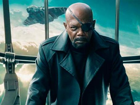 Samuel L Jackson confirma regresso em Captain Marvel 2