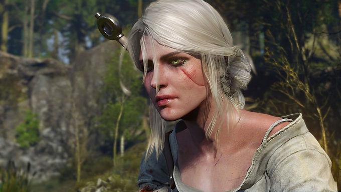 Cyberpunk 2077: Fãs pensam ter encontrado uma referência oculta de Ciri de The Witcher