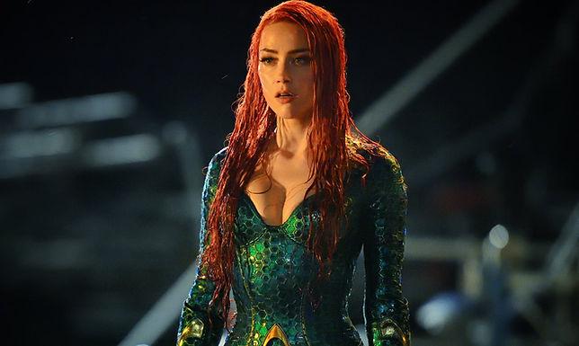 Amber Heard nega rumores de ser substituída em Aquaman 2