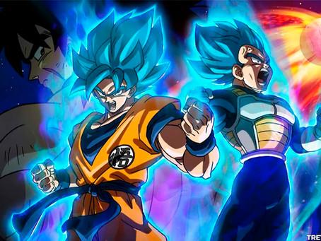 Novo filme da Dragon Ball Super Revelado