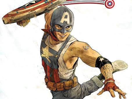 Marvel Comics vai introduzir o primeiro Capitão América LGBTQ