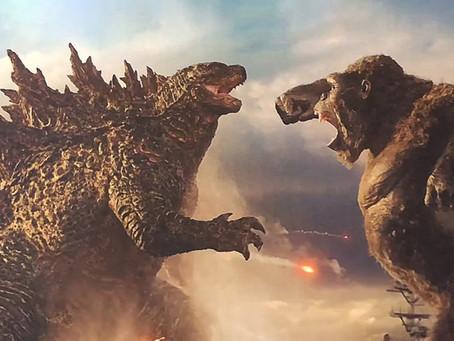 Godzilla vs. Kong alcança recorde de bilheteira durante a pandemia