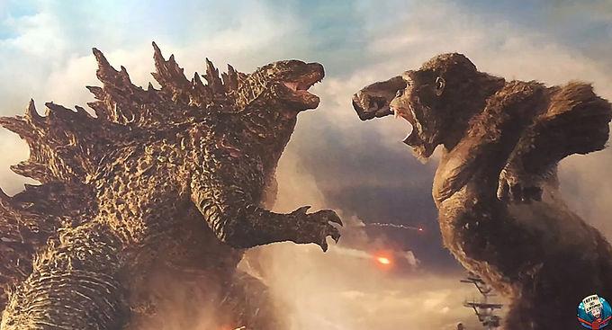 Godzilla vs. Kong: Novo poster e data de lançamento do trailer