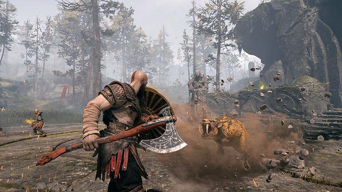 Santa Monica Studios, estúdio de God of War, revela que tem jogo por anunciar