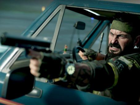 Call of Duty: Black Ops Cold War recebe na próxima semana update