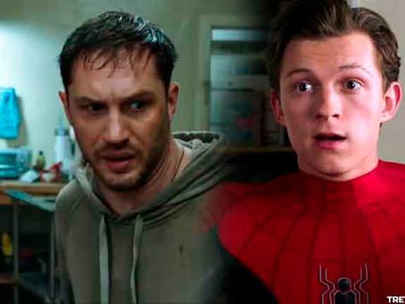 Uma foto apagada de Tom Hardy convenceu os fãs que Venom vai entrar em Spider-Man: No Way Home
