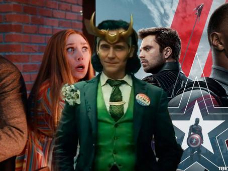 Loki e Falcon & Winter Soldier podem ganhar mais temporadas, WandaVision nem por isso