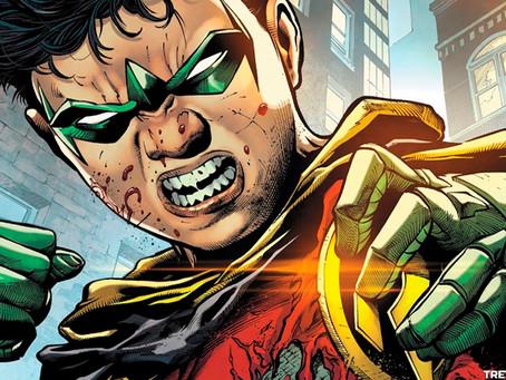 Robin está a ser treinado pela Filha do Maior Inimigo do Nightwing