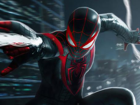 Spider-Man: Miles Morales: Ator soube do spin-off de Spider-Man no dia do lançamento do original
