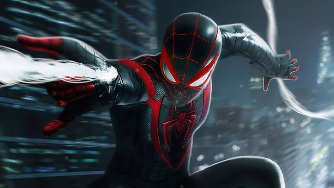 Spider-Man: Miles Morales: Ator soube do spin-off de Spider-Man no dia do lançamento do original