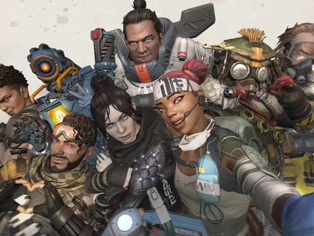 Personagens mais populares de Apex Legends foram revelados