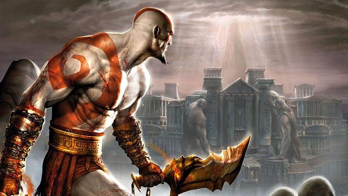 God of War 2: Vídeo imagina jogo em 4K e com Ray Tracing
