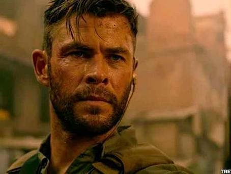 Chris Hemsworth está confirmado para Extraction 2, filmagens começam em breve