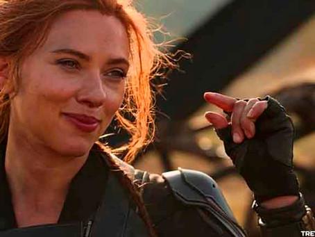 Shang-Chi ajudou alegadamente, Scarlett Johansson a ganhar o processo judicial de Black Widow