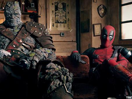 Primeira aparição de Deadpool no MCU (mais ou menos)