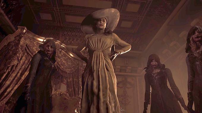 Evento de Resident Evil em Abril