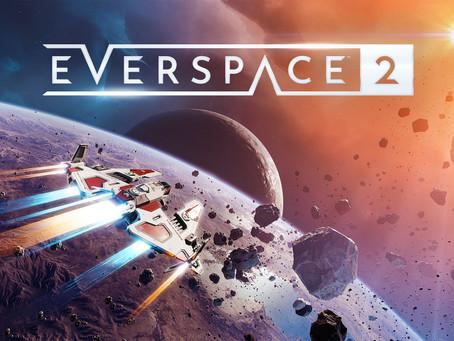 Everspace 2 quase na Steam e GOG