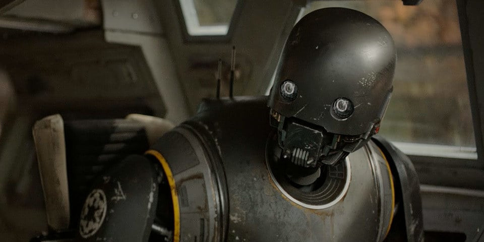 Star Wars Andor: K-2SO